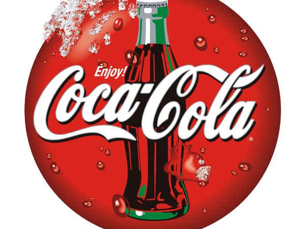 Coca Cola Botol Logo JPG High Resolution